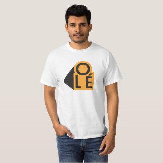 Olé - orange - 3d - T-Shirt