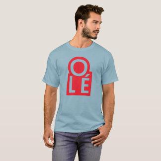 Olé - red - transparent T-Shirt