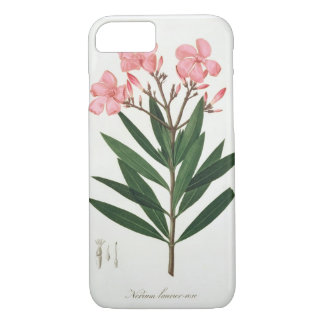 Oleander from 'Phytographie Medicale' by Joseph Ro iPhone 7 Case
