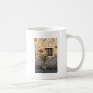 Oleander in Flower-pot, Croatia Coffee Mug