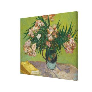 Oleanders Canvas Print