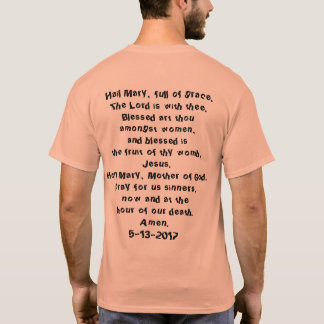 OLF Parish Walk T-Shirt, 100 - 70 Anniversary T-Shirt