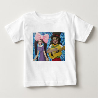 Olive and Dingo Baby T-Shirt