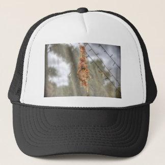 OLIVE BACKED SUNBIRD AUSTRALIA ART EFFECTS TRUCKER HAT