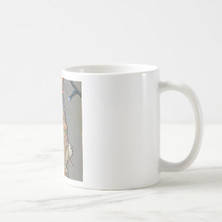 OLIVE BACKED SUNBIRD IN NEST AUSTRALIA COFFEE MUG