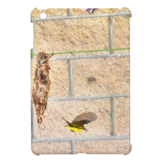 OLIVE BACKED SUNBIRD QUEENSLAND AUSTRALIA iPad MINI COVER