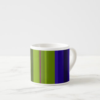 Olive Blue Espresso Cup