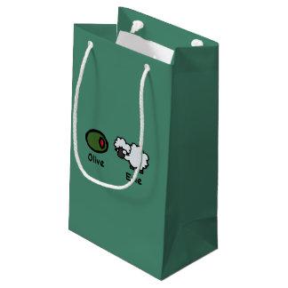 Olive Ewe (I Love You) Small Gift Bag