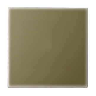 Olive Green (Ceramic Tile) Tile