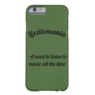Olive Green iPhone Case