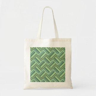 Olive green stripes weave