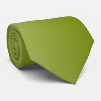 Olive Green Tie
