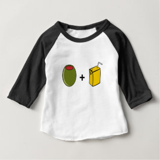 Olive Juice I Love You Baby T-Shirt