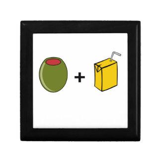 Olive Juice I Love You Gift Box