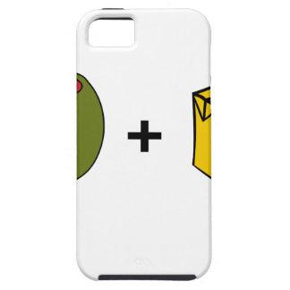 Olive Juice I Love You iPhone 5 Case