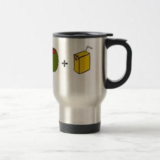 Olive Juice I Love You Travel Mug