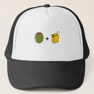 Olive Juice I Love You Trucker Hat