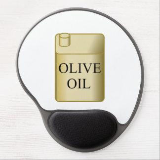Olive Oil Gel Mouse Pad