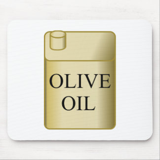 Olive Oil Mouse Pad