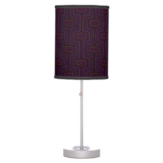 Olive This Lamp, Mix & Match - Retro Berry Table Lamp