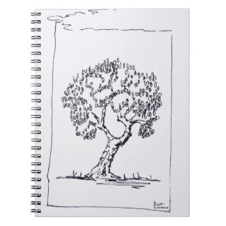 Olive Tree | South of France Notebook