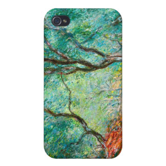Olive Tree Wood in the Moreno Garden, 1884 iPhone 4/4S Case