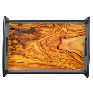 olive tree wood texture pattern nature plant ribs service trays