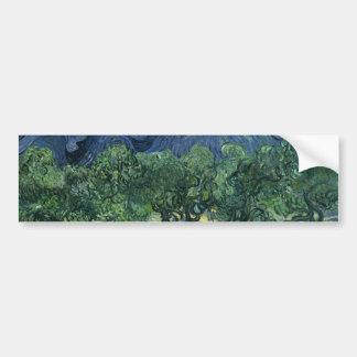 Olive Trees by Van Gogh Bumper Sticker