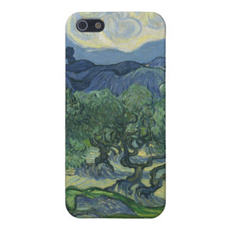 Olive Trees Case For The iPhone 5