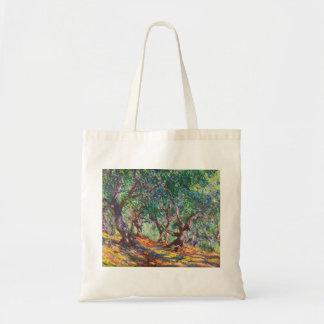 Olive Trees in Bordighera, 1884 Claude Monet