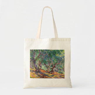 Olive Trees in Bordighera, 1884 Claude Monet Tote Bag
