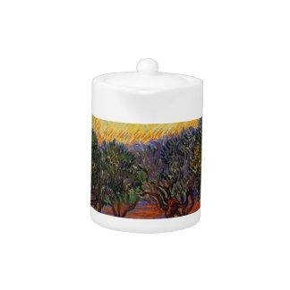 Olive Trees - Vincent Van Gogh