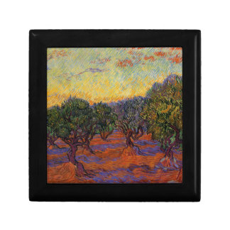 Olive Trees - Vincent Van Gogh Gift Box