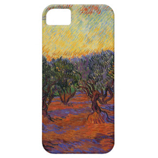 Olive Trees - Vincent Van Gogh iPhone 5 Cover
