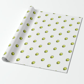 Olive Wrapping Paper
