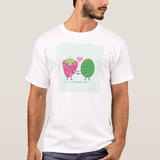 Olive You Berry Much T-Shirt