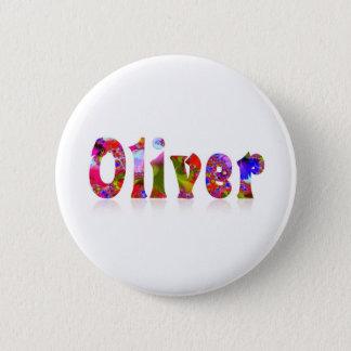 Oliver 2 Inch Round Button