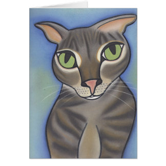 Oliver by Robyn Feeley Card