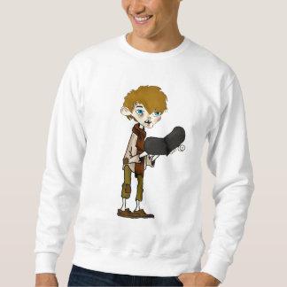 'Oliver' Crew Sweatshirt