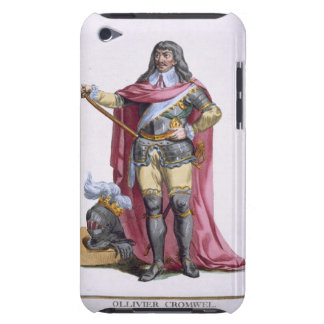 Oliver Cromwell (1599-1658) 1780 (coloured engravi iPod Touch Cover