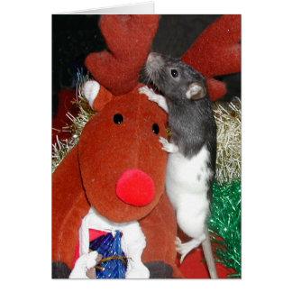 Oliver meets Rudolf Card