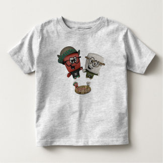 Oliver & Trouble Toddler T-shirt