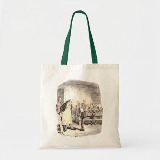 Oliver Twist Asks for More Tote Bag