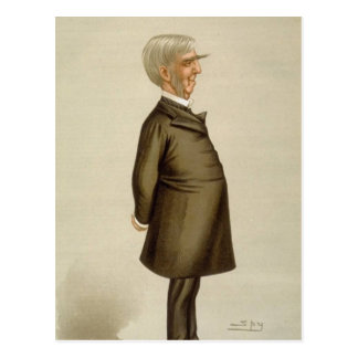 Oliver Wendell Holmes, Sr. Postcard