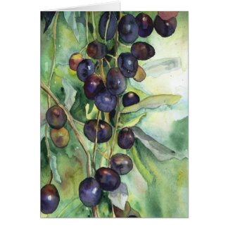 olives galare card