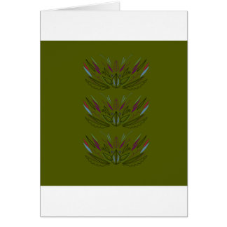 Olives green edition card