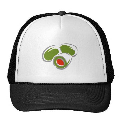 Olives Mesh Hat