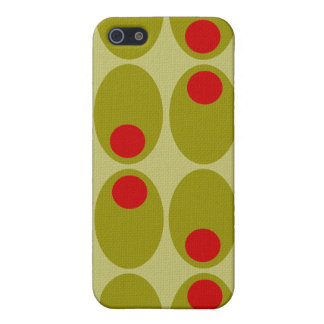 Olives I Cover For iPhone 5/5S