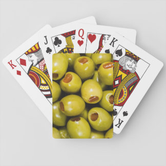 Olives Poker Deck