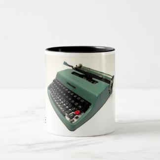 Olivetti Lettera 32 Two-Tone Coffee Mug